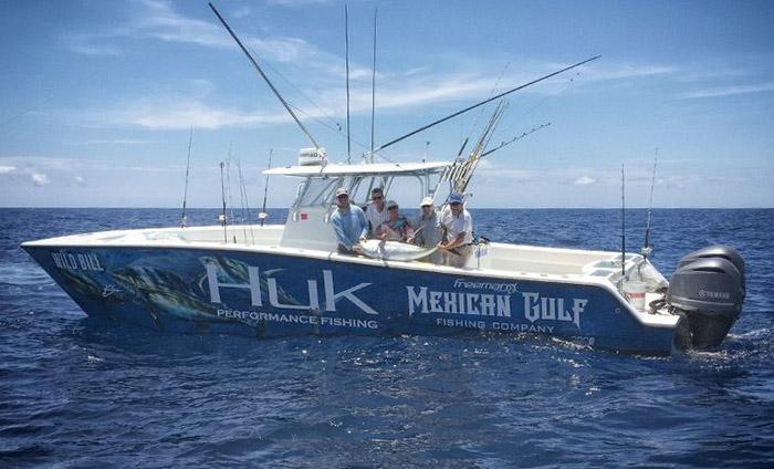 Captain billy wells yellowfin tuna charter fishing for Tuna fishing louisiana
