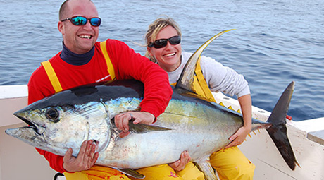 Tuna fishing venice offshore yellowfin charters with mgfc for Fishing charters mexico beach fl