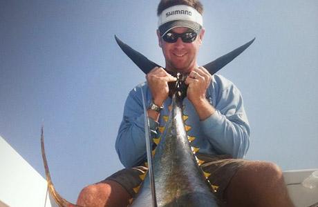 captain billy wells - charter fishing guide, venice, la - mgfc - photo