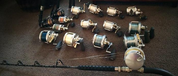 shimano reels photo. mgfc