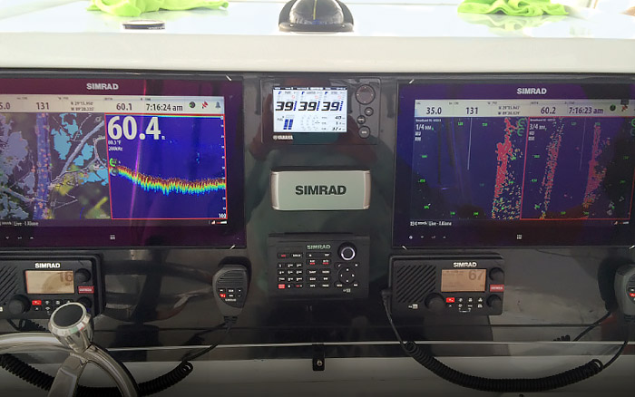 Simrad NSO photo - MGFC.