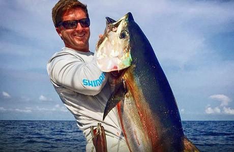 zach lewis venice, la. tuna fishing venice, MGFC photo