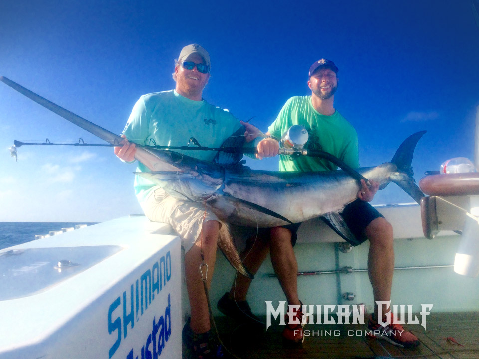 Swordfish charters Gulf of Mexico. Venice, LA, MGFC Photo. Jordan Ellis