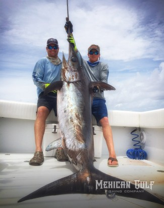 swordfish offshore fishing gulf of mexico billy wells, MGFC