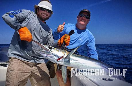 Parker Rodrigue Charter Captain MGFC - Offshore Fishing Louisiana