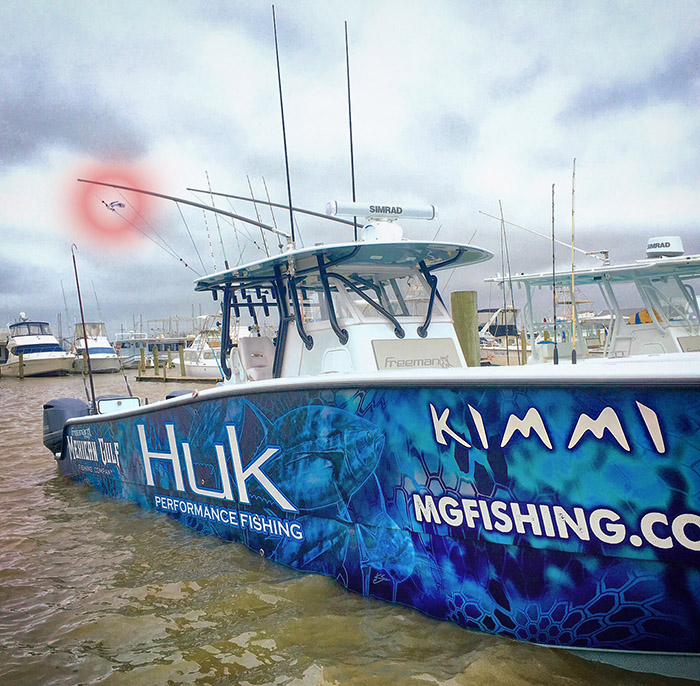 Kimmi makes maiden voyage with blue marlin yellowfin for Mexican gulf fishing company