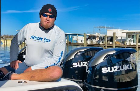 Kevin Beach offshore fishing - mgfc - 2021