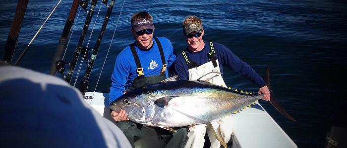 yellowfin tuna photo winter fishing mexican gulf fishing co.