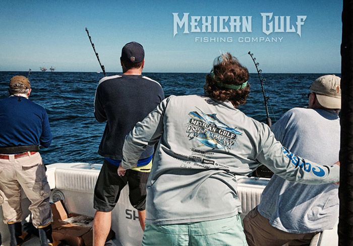 parker rodrigue offshore fishing with MGFC. mgfishing.com