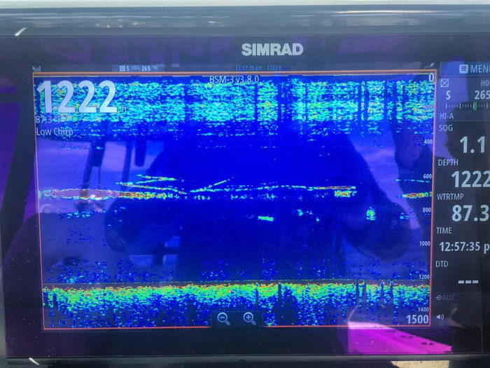 Simrad NSO Offshore Marine technology review. MGFC - July, 2016