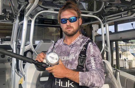 dawson wells offshore captain, mgfc, venice, la photo