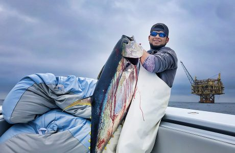 JT O'Grady photo - offshore captain, mgfc